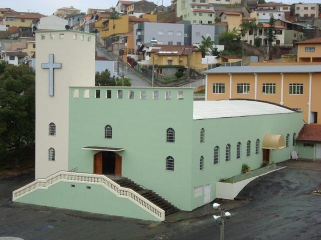 PARÓQUIA SÃO PAULO APOSTOLO